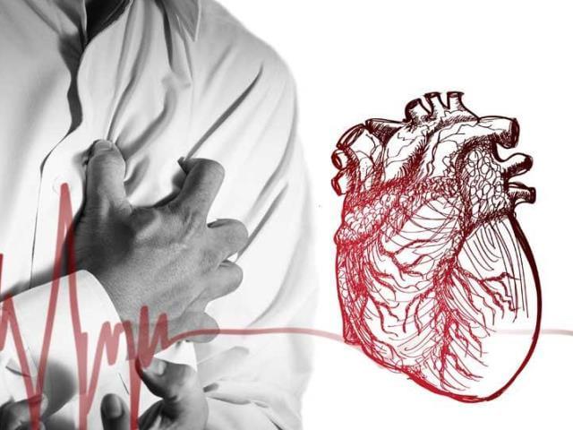 Боль в сердце – Кардиалгия
