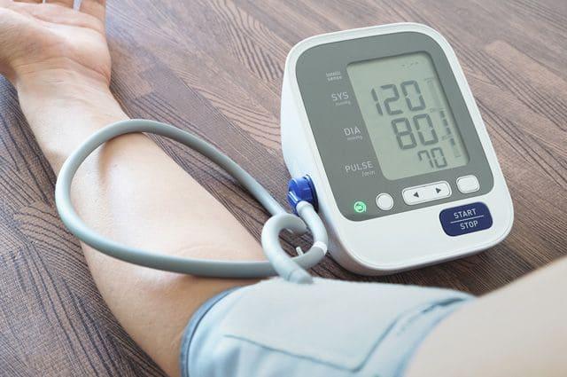 Подготовка к измерению артериального давления